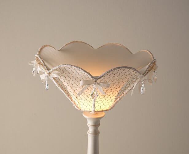 Airee Design Olivia Lampadaire sur pied fait main Design italien