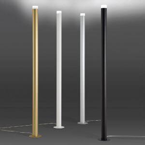 lampadaire halog ne pour une lumi re douce et naturelle. Black Bedroom Furniture Sets. Home Design Ideas
