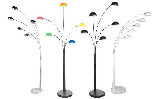 O d nicher un lampadaire pas cher - Lampadaire design italien ...