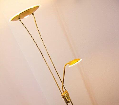 Lampadaire variateur LED Marana