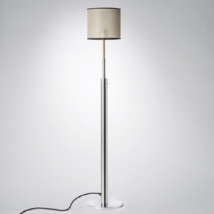 Lampadaire liseuse 120cm avec abat-jour