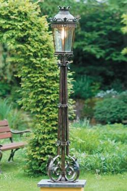 Lampadaire de jardin d nicher le mod le parfait for Lampadaire exterieur jardin