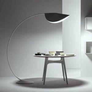 lampadaire arc Ikea moderne