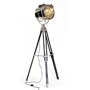 lampadaire cinéma design italien