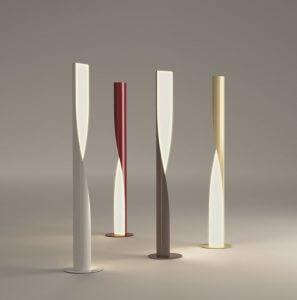 lampadaire design italien Greg Tilkin