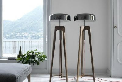 Lampadaire design luminaires tendances d couvrir - Lampadaire design italien ...