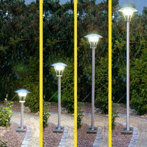 Lampadaire solaire Orlando LED