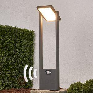 Lampadaire solaire pour jardin conomique et cologique for Lampadaire pour terrasse exterieur