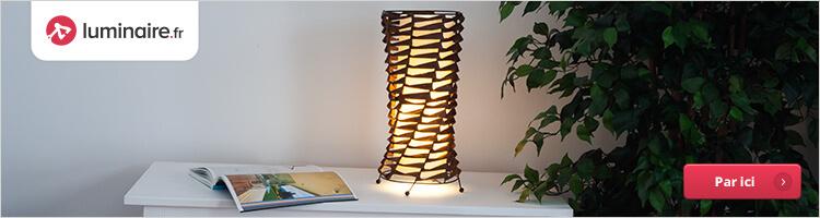 Consulter les lampadaires disponibles sur luminaire.fr