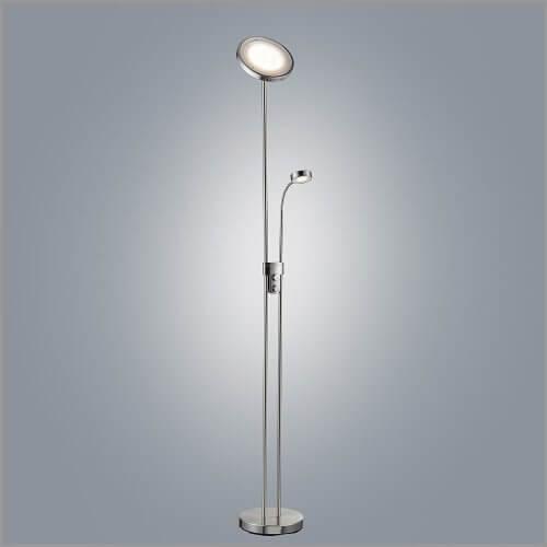 Lampadaire sur pied LED B.K.Licht