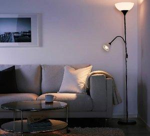 Lampadaire halogène Ikea